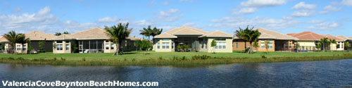 Enjoy the South Florida lifestyle at Valencia Cove!